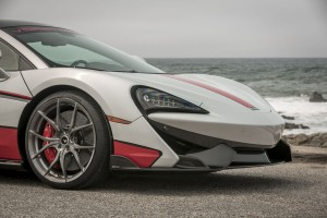 Vorsteiner McLaren 570S with VS Aero and V-FE 404 Wheels