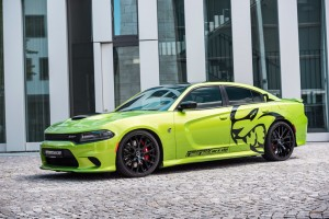 GeigerCars Dodge Charger SRT Hellcat