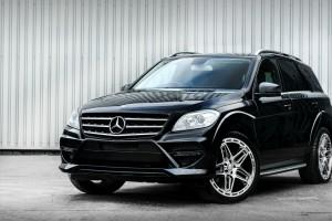 Kahn Design Mercedes-Benz ML Saxton 4x4-1