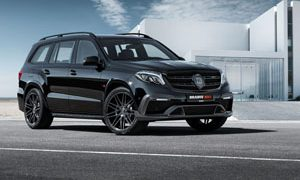 Brabus 850 XL Mercedes-AMG GLS63