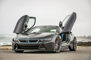 BMW i8 Vorsteiner V-FE 402 Wheels