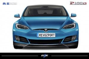 RevoZport R-Zentric Tesla Model S