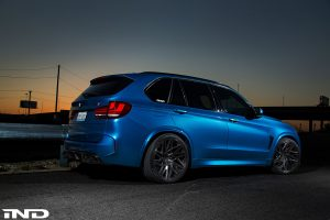 IND Distribution BMW X5 M