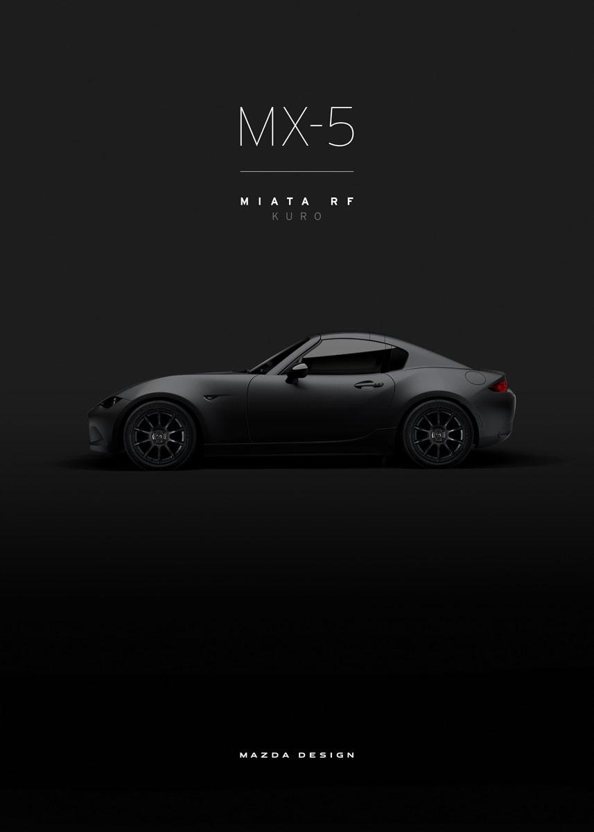 Mazda MX-5 RF Kuro concept