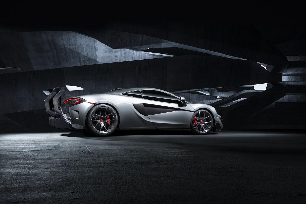 Vorsteiner McLaren 570-VX Aero Program