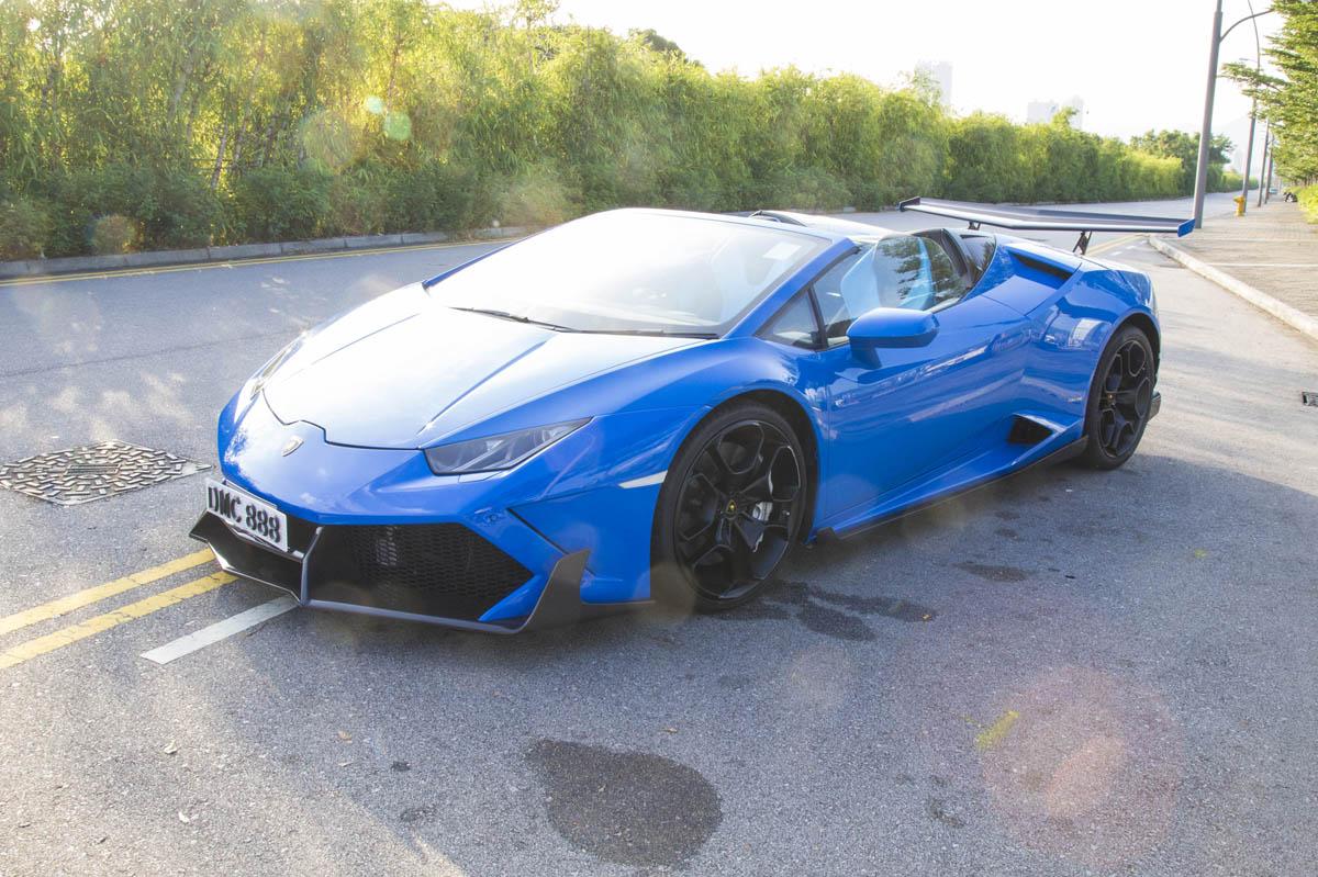 Dmc Unveils The Lamborghini Huracan Lp1088 E Gt Spyder