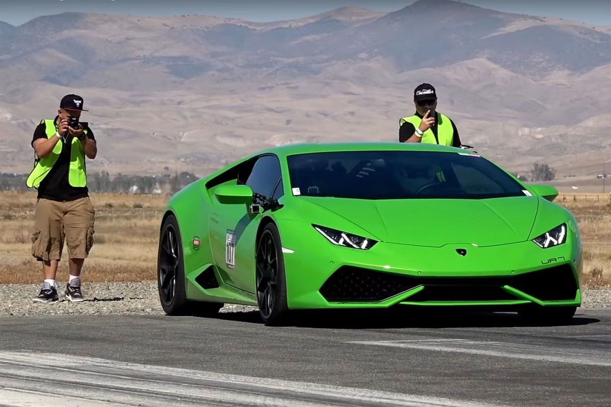here s an underground racing lamborghini huracan for you. Black Bedroom Furniture Sets. Home Design Ideas