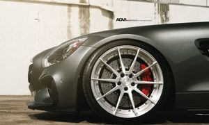AMG GT S Edition 1 ADV10 M.V2 CS Wheels