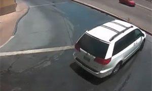 Friday FAIL: Wrong Way to Exit Car Wash