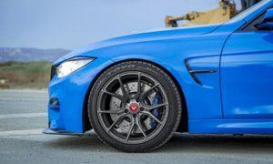 BMW M3 Vorsteiner V-FF 103 Flow Forged Wheels