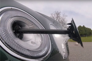 Bentley Bentayga Headlight Washer