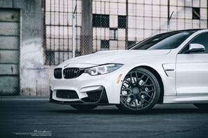 BMW M4 Brixton Forged CM16 Ultrasport+