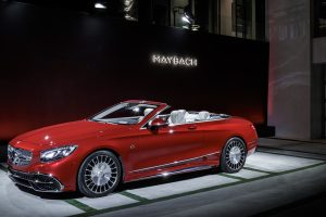 Preview Neues Mercedes-Maybach S 650 Cabriolet: Ultimative Open-Air-Exklusivität