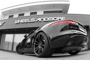 WheelsandMore Jaguar F-Type S 4.2