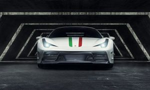 Ferrari 458-VX