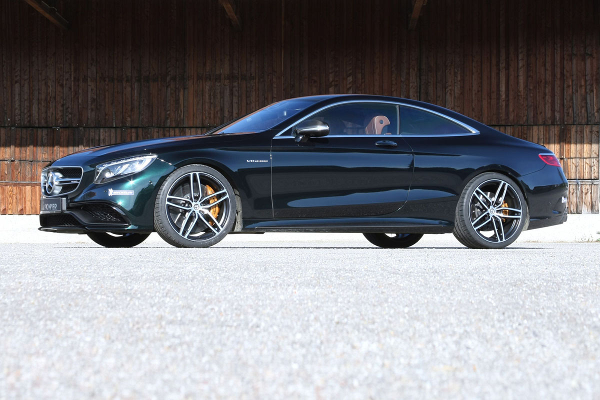 G-Power Mercedes-AMG S63