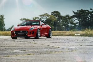 Jaguar F-Type R ADV5.2 M.V2 CS Series Wheels