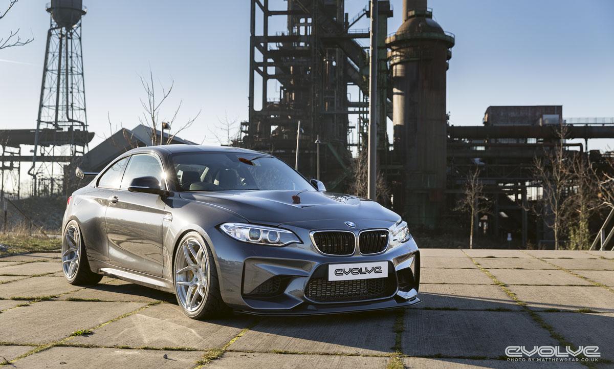 Evolve Automotive Carbonfiber Dynamics BMW M2 GTS