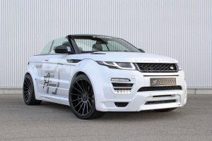 Hamann Motorsport Range Rover Evoque Convertible