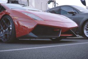 Lamborghini Gallardo LP 570-4 Super Trofeo Stradale with Fittipaldi FSF01 forged wheels