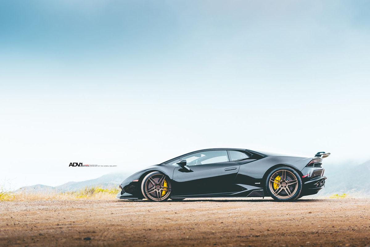 black-lamborghini-huracan-lp610-4-tuned-bronze-split-5-spoke-adv1-wheels-performance-rims-f
