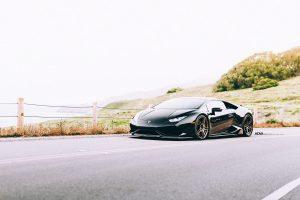 black-lamborghini-huracan-lp610-4-tuned-bronze-split-5-spoke-racing-wheels-rims-adv1-a