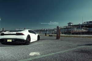 Lamborghini Huracan LP 610-4 with Brixton Forged R10D Targa Series wheels by Status Motoring
