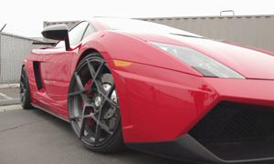 Gallardo Fittipaldi FSF01 Wheels