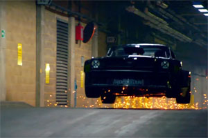 Ken Block Hoons London