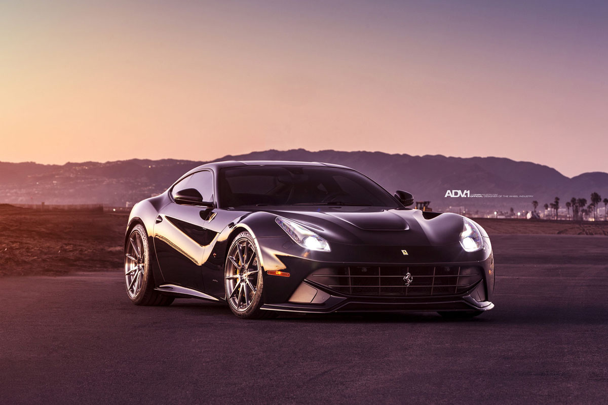 Ferrari F12Berlinetta ADV10 M.V2 CS Series Wheels