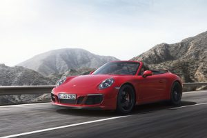 Porsche 911 Carrera GTS Cabriolet