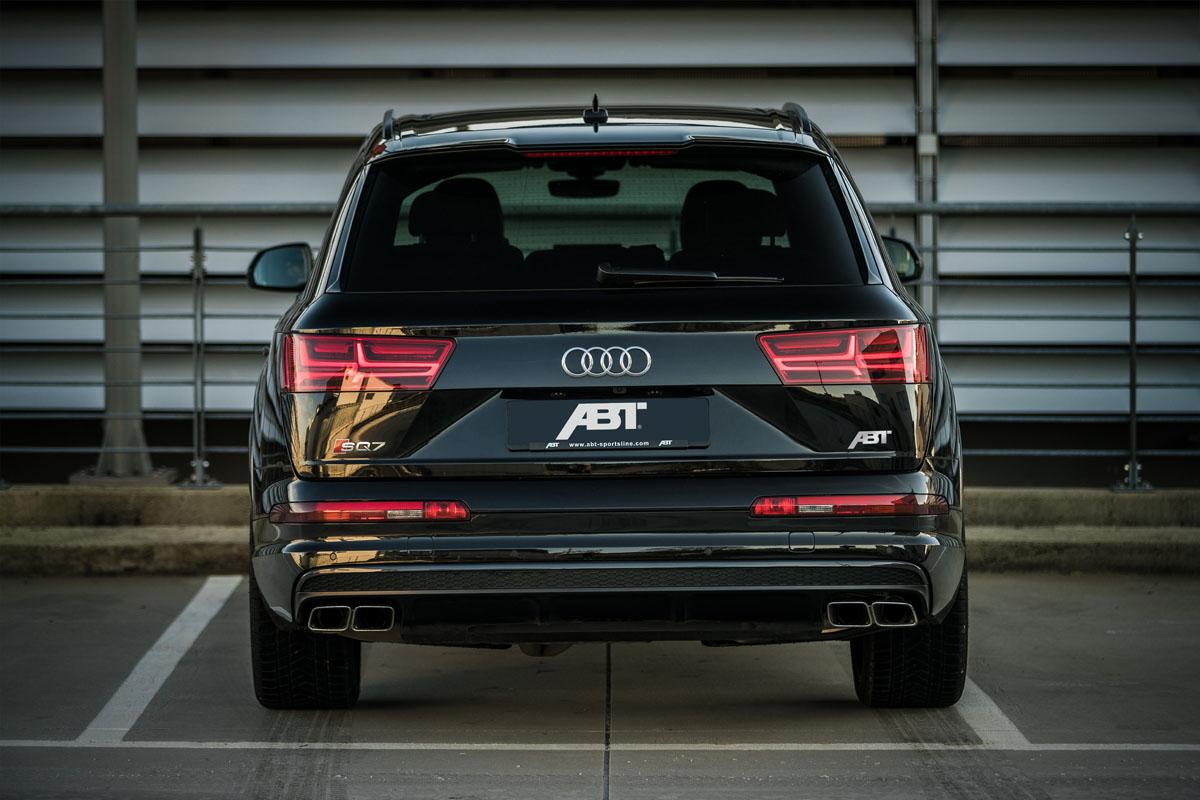 ABT Sportsline Audi SQ7 TDI