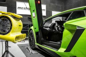 McChip-DKR Lamborghini Aventador SV
