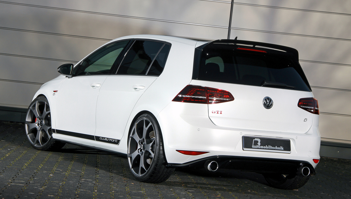 the b b automobiltechnik gti clubsport is a performance buffet. Black Bedroom Furniture Sets. Home Design Ideas