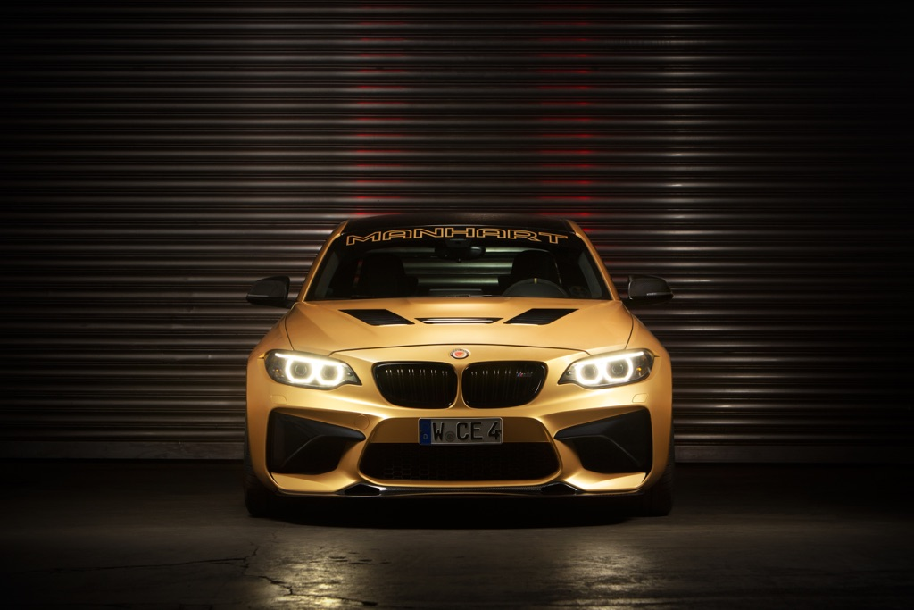 Manhart MH2 630 BMW M2