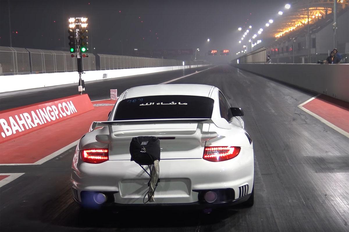 EKanooRacing ES2XXX 997 Porsche 911 GT2