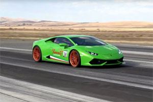 VF Engineering Supercharged Lamborghini Huracan