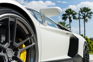 Aventador 50th Annivesario with ADV.1 Wheels