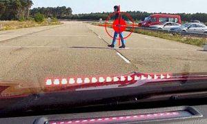 Pedestrian Targeting System