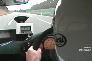 McLaren F1 Top Speed World Record