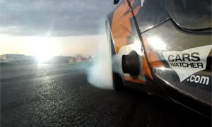 Supercharged E92 BMW M3 Drift