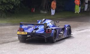 Praga R1R Goodwood Festival of Speed