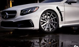 S63 Coupe PUR LX15.V3 Wheels
