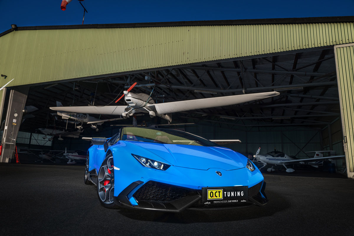 O.CT800 Supercharged Huracan