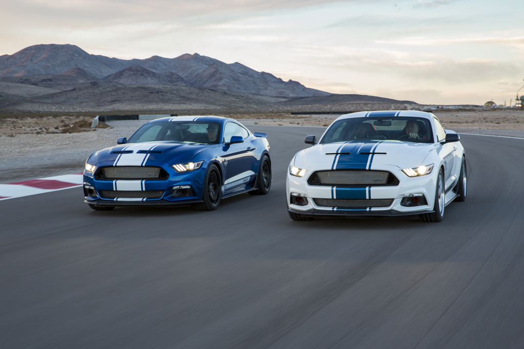 50th Anniversary Shelby Super Snake