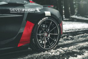 AudiSport Audi R8 with Brixton Forged WR3 Targa Series Wheels by MW Design / WrapWorkz