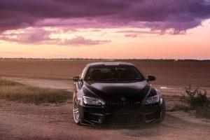 BMW M6 with ADV05R M.V2 CS Series Wheels