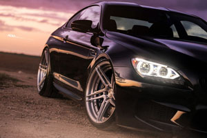 BMW M6 with ADV.1 Wheels