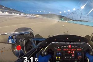 Graham Rahal IndyCar POV