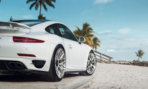 911 Turbo S ADV1 Wheels